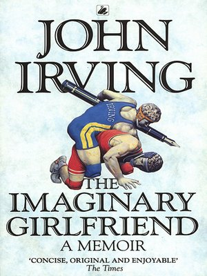 cover image of The Imaginary Girlfriend