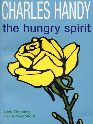 cover image of The Hungry Spirit