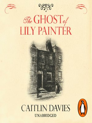 cover image of The Ghost of Lily Painter