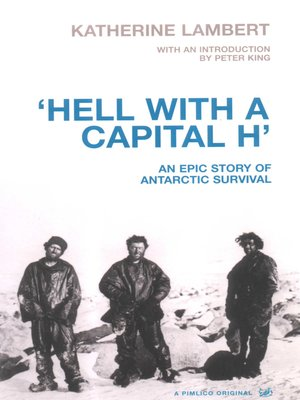 cover image of Hell with a Capital H