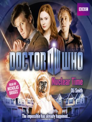cover image of Doctor Who--Nuclear Time