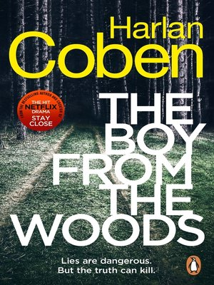 cover image of The Boy from the Woods