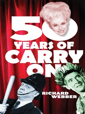cover image of Fifty Years of Carry On
