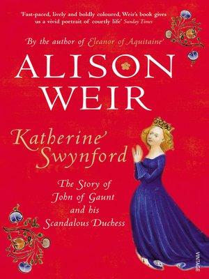 cover image of Katherine Swynford