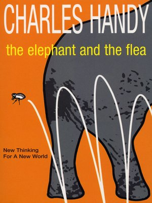 cover image of The Elephant and the Flea