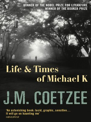cover image of Life and Times of Michael K