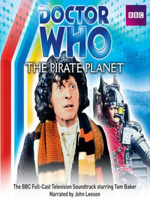 cover image of Doctor Who--The Pirate Planet (TV Soundtrack)