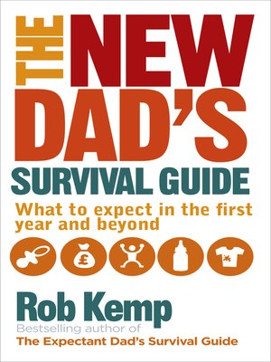 cover image of The New Dad's Survival Guide