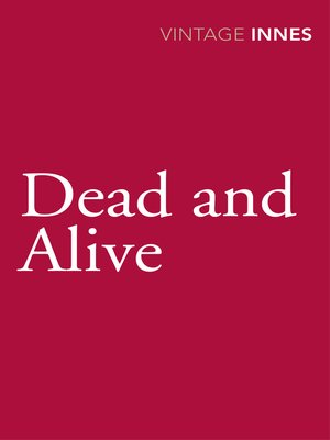 cover image of Dead and Alive