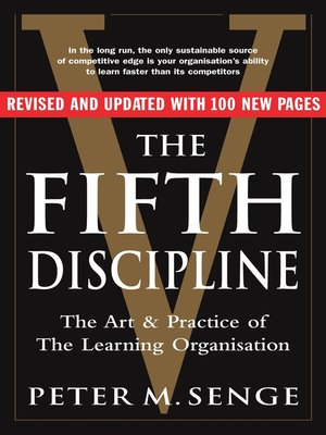 cover image of The Fifth Discipline