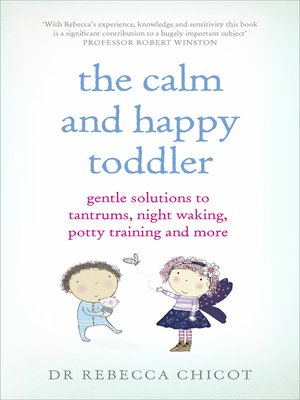 cover image of The Calm and Happy Toddler
