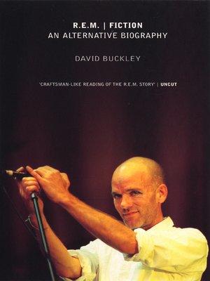cover image of R.E.M.   Fiction