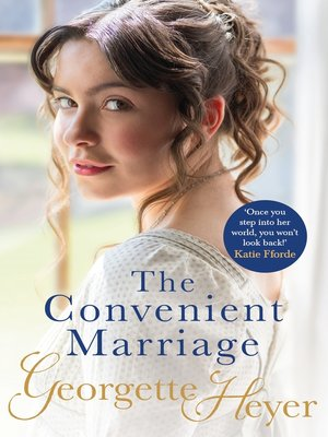 cover image of The Convenient Marriage