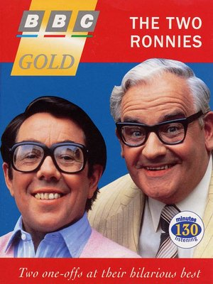 cover image of The Two Ronnies