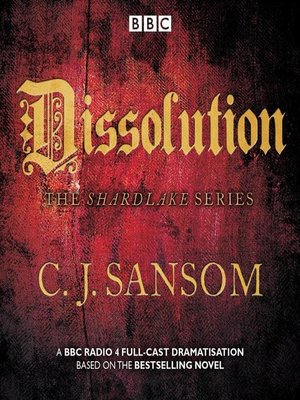 cover image of Dissolution