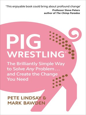 cover image of Pig Wrestling