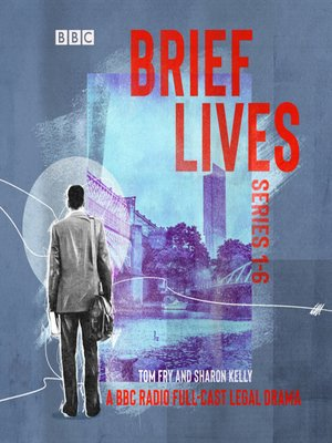 cover image of Brief Lives, Series 1-6