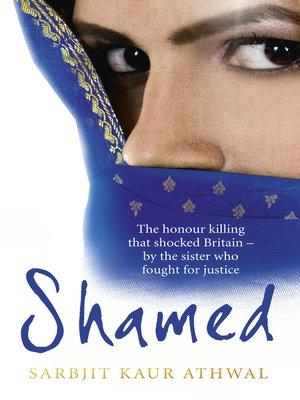 cover image of Shamed