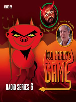 cover image of Old Harry's Game, Series 6