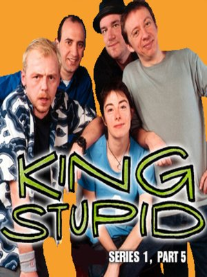 cover image of King Stupid, Series 1, Part 5