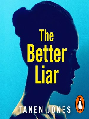 cover image of The Better Liar
