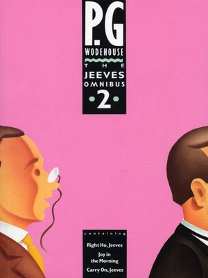 cover image of The Jeeves Omnibus, Volume 2