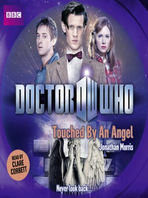 cover image of Doctor Who--Touched by an Angel