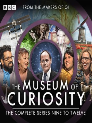 cover image of The Museum of Curiosity--Series 9-12