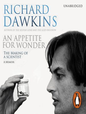 cover image of An Appetite For Wonder