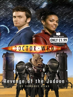 cover image of Revenge of the Judoon