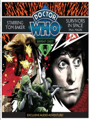 cover image of Doctor Who Serpent Crest 5--Survivors In Space