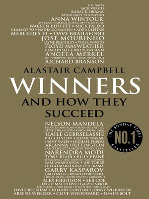 cover image of Winners