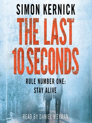 cover image of The Last 10 Seconds