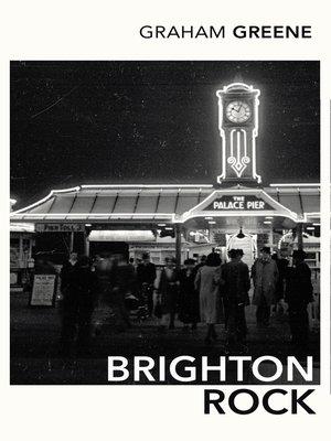 cover image of Brighton Rock