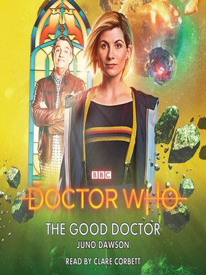 cover image of Doctor Who--The Good Doctor