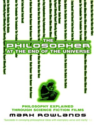 cover image of The Philosopher at the End of the Universe