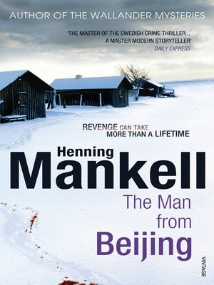 cover image of The Man From Beijing