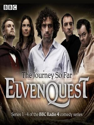 cover image of ElvenQuest, Series 1-4