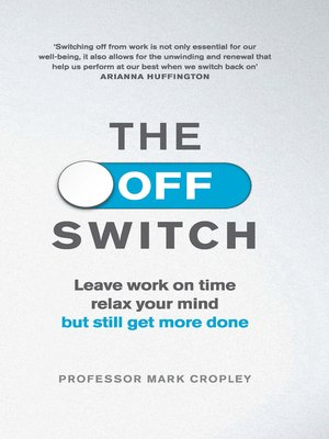 cover image of The Off Switch