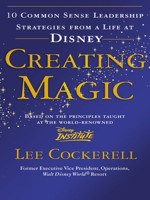 cover image of Creating Magic