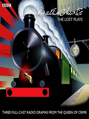 cover image of Agatha Christie, The Lost Plays