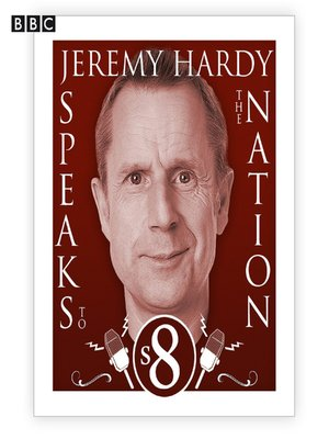 cover image of Jeremy Hardy Speaks to the Nation, Series 8