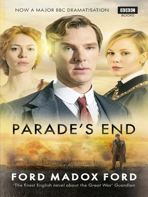 cover image of Parade's End