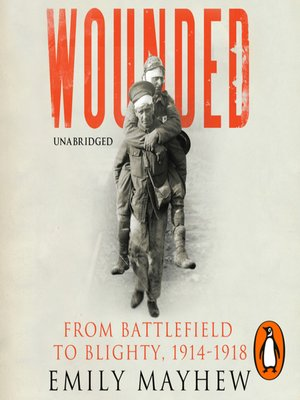 cover image of Wounded