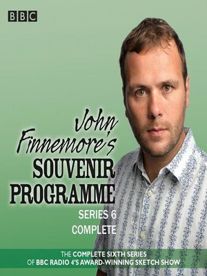 cover image of John Finnemore's Souvenir Programme, Series 6