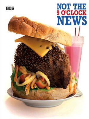 cover image of Not the Nine O'Clock News