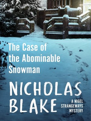 cover image of The Case of the Abominable Snowman