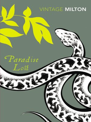 cover image of Paradise Lost and Paradise Regained