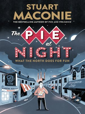 cover image of The Pie At Night