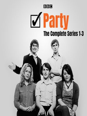 cover image of Party: The Complete Series, 1-3